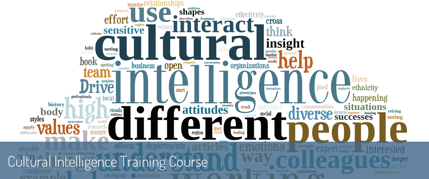 Cultural Intelligence – Prodevia Learning