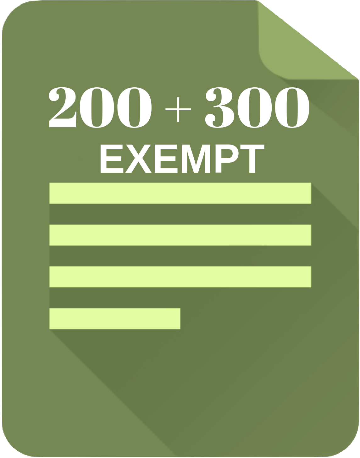 200 and 300 Pay Plan Guidelines
