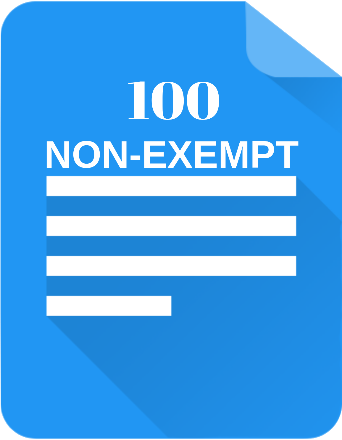 100 Pay Plan Guidelines